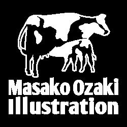 Masako Ozaki illustration